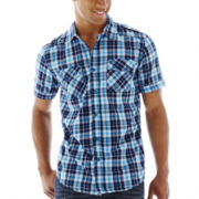 i jeans by Buffalo Mercera Short-Sleeve Woven Shirt