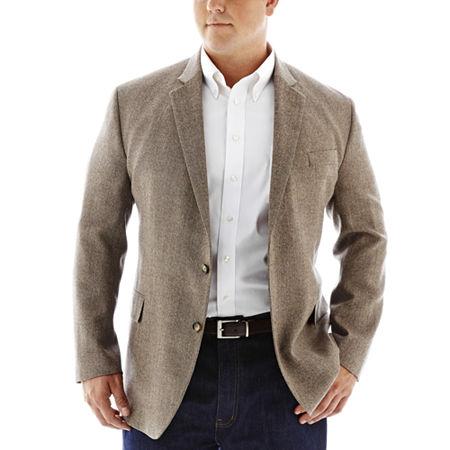 top seller stafford merino wool sport coat big tall. Black Bedroom Furniture Sets. Home Design Ideas