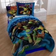 Teenage Mutant Ninja Turtles Heroes Comforter