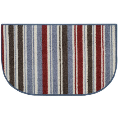 jcpenney.com | Double Stripes Washable Wedge Rug