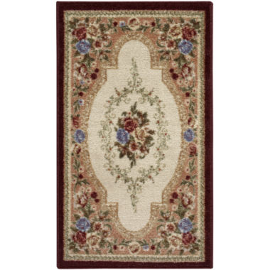 jcpenney.com | Estate Rose Washable Rectangular Rug