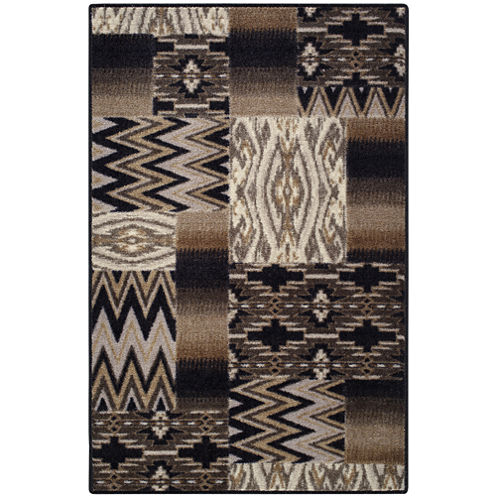 Lansing Washable Rectangular Rug