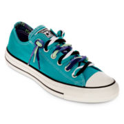 Converse Chuck Taylor All Star Womens Multi-Lace Sneakers