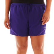 Xersion™ Woven Shorts - Plus
