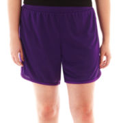 Xersion™ Tricot Shorts - Plus