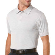 PGA TOUR® Pro Series Heather Polo