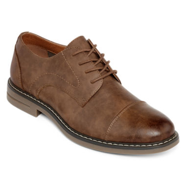 jcpenney.com | St. John's Bay® Cabot Mens Casual Cap-Toe Oxfords