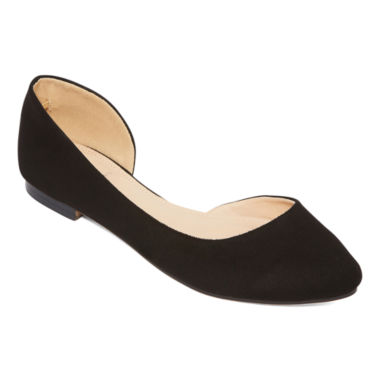 jcpenney.com | GC Shoes Sweet Loving Pointed-Toe Flats