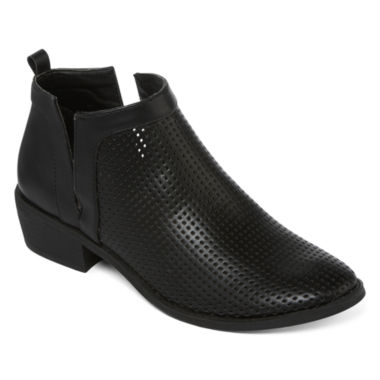 jcpenney.com | Restricted Northeast Perforated Booties