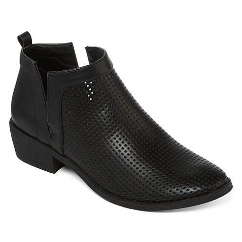 Restricted Northeast Perforated Booties