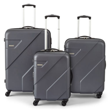 jcpenney.com | Jaguar Excursion Hard-Sided Spinner Upright Luggage Collection