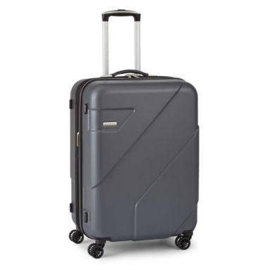 "jcpenney.com | Jaguar Excursion 24"" Hard-Sided Spinner Upright Luggage"