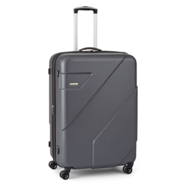 "jcpenney.com | Jaguar Excursion 28"" Hard-Sided Spinner Upright Luggage"