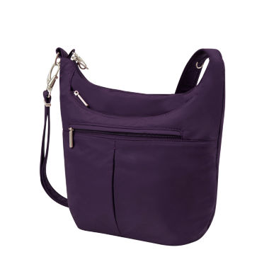 jcpenney.com | Anti-Theft Classic Light Slouch Hobo Bag