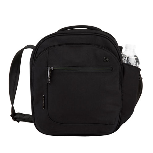 Urban Tour Black Crossbody Bag