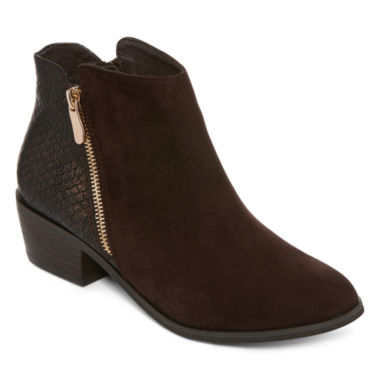jcpenney.com | Gc Shoes Keller Two-Tone Bootie