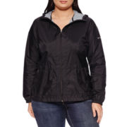 Columbia® Rain to Fame™ Rain Jacket - Plus