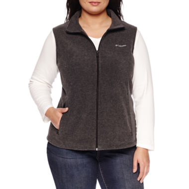 jcpenney.com | Columbia® Three Lakes™ Fleece Vest - Plus