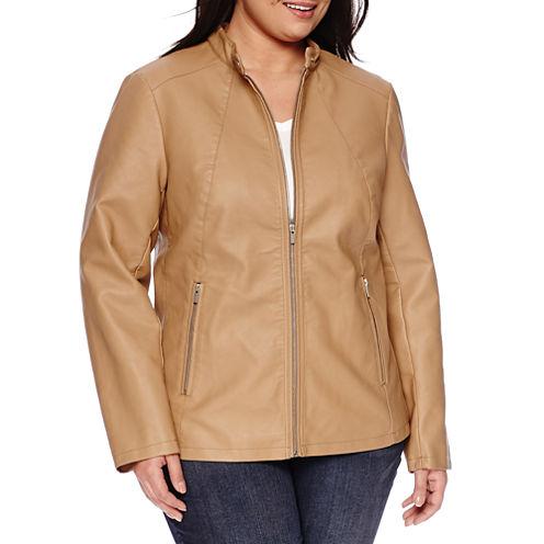 a.n.a® Classic Scuba Jacket - Plus