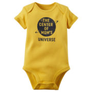 Carter's® Short-Sleeve Mom's Universe Bodysuit - Baby Boys newborn-24m