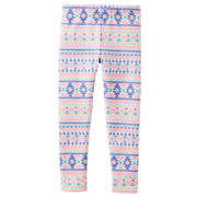 Carter's® Multicolored Knit Leggings - Girls 4-8