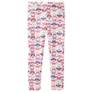 Carter's® White Knit Leggings - Girls 4-8