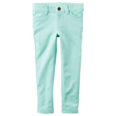 jcpenney.com | Carter's® Knit Jeggings - Girls 4-6x