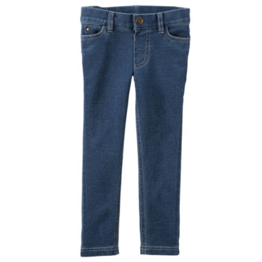 jcpenney.com | Carter's® Denim Jeggings - Girls 4-8