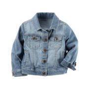 Carter's® Denim Jacket - Girls 4-8
