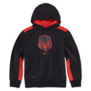 Nike® Long-Sleeve Graphic Hoodie - Boys