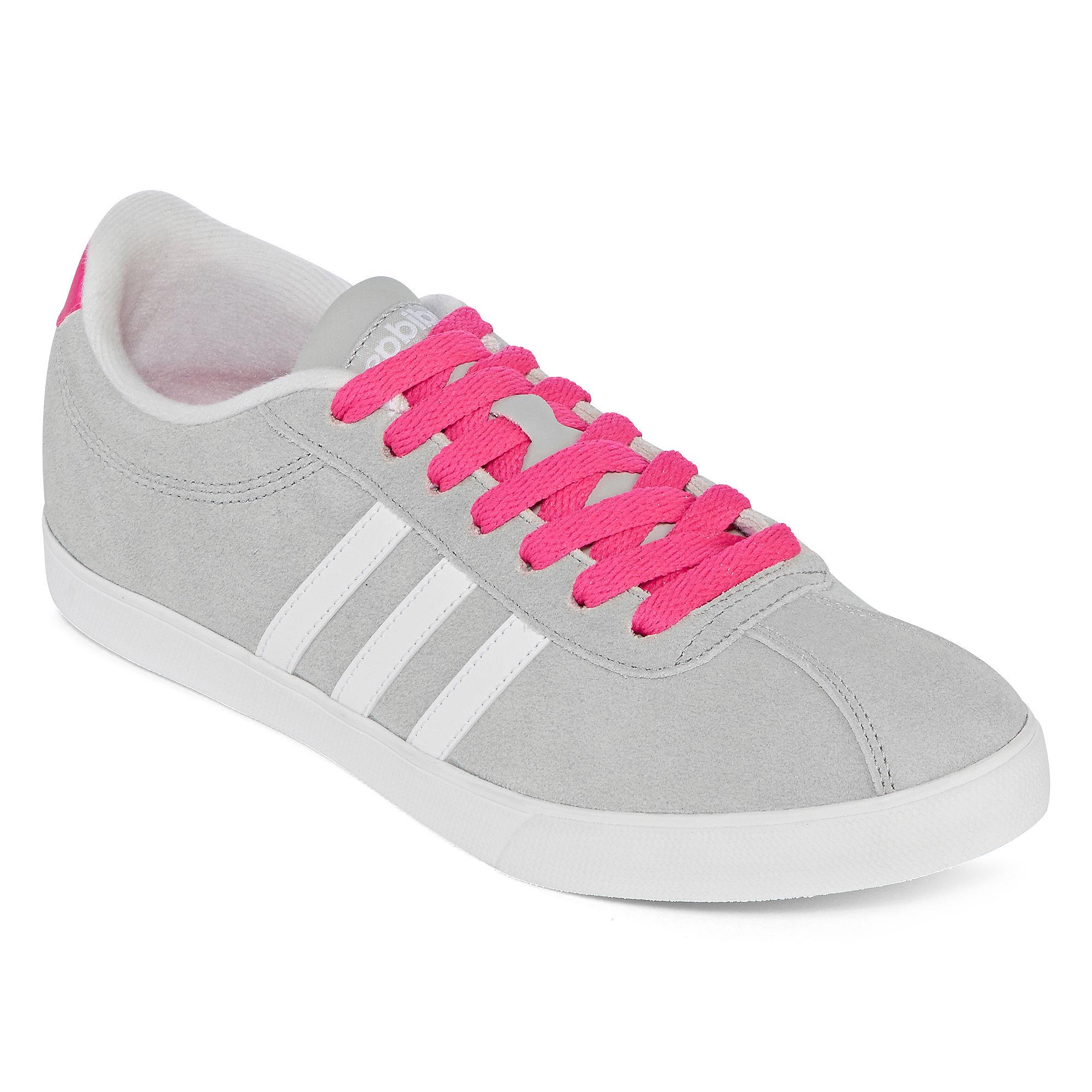 adidas Courtset Womens Athletic Shoes plus size,  plus size fashion plus size appare