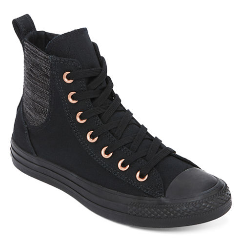 Converse® Chuck Taylor Chelsee Womens High-Top Sneakers
