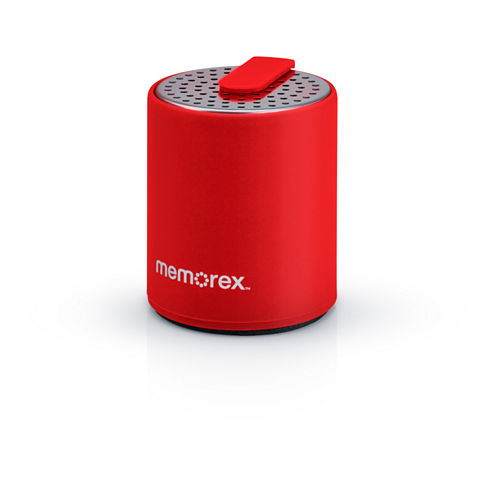 Memorex™ MW202 Portable Bluetooth Micro Speaker