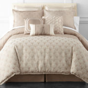 Liz Claiborne® Viceroy 4-pc. Comforter Set & Accessories
