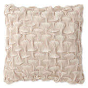 Liz Claiborne® Viceroy Pleated Decorative Pillow
