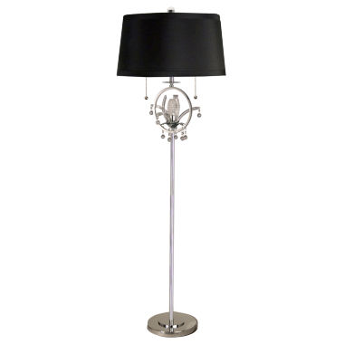 jcpenney.com | Dale Tiffany™ Crystal Ice Floor Lamp
