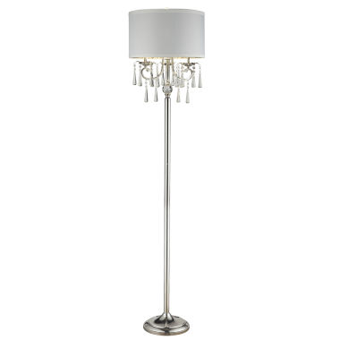 jcpenney.com | Dale Tiffany™  Crystal Feather Floor Lamp