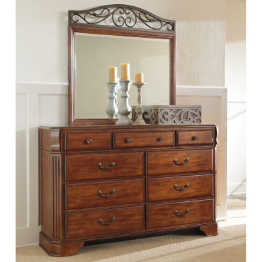 jcpenney.com | Signature Design by Ashley® WYATT DRESSER AND MIRROR