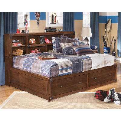 Signature Design by Ashley® DELBURNE FULL STORAGE BED