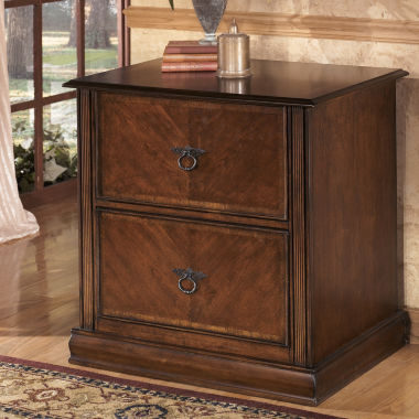 jcpenney.com | Signature Design by Ashley® Hamlyn Lateral File Cabinet