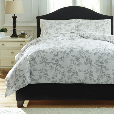 jcpenney.com | Signature Design by Ashley® Floria 3-pc. Duvet Cover Set