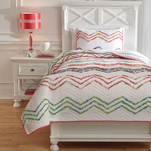 Signature Design by Ashley® Lacentera Quilt Set
