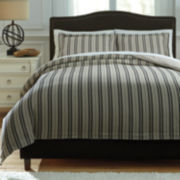 Signature Design by Ashley® Navarre Duvet Cover Set