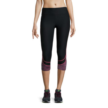 jcpenney.com | Xersion™ Space-Dye Capris - Tall