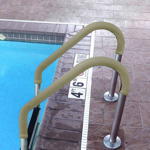 Blue Wave 4-ft Grip for Pool Handrails