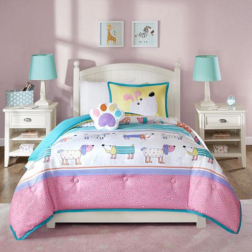 Wriggle Comforter Set