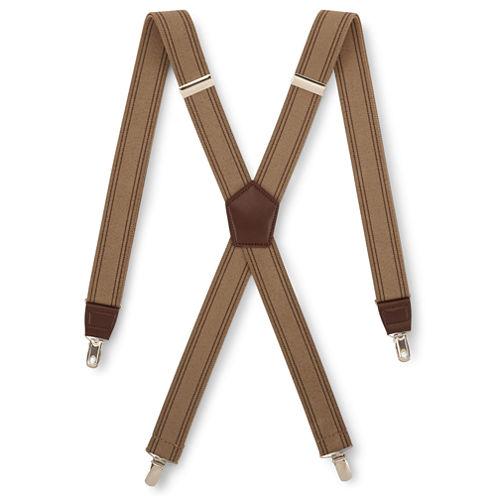 "Dockers® 1¼"" Stretch Suspenders"