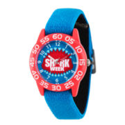 Discovery Kids Boys Blue Strap Watch