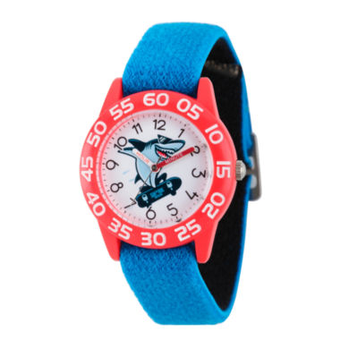 jcpenney.com | Discovery Kids® Blue and Red Shark Watch