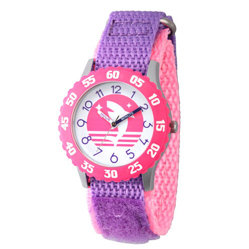 Discovery Kids® Pink Shark Watch